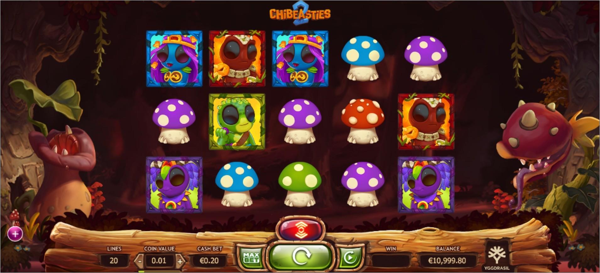 Spin casino free